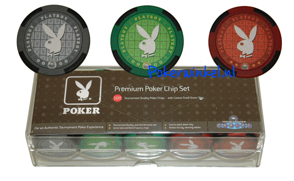 Playboy Pokerchips